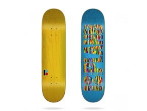 plan b skateboards team og sheffey 8 skateboard deck 1 2