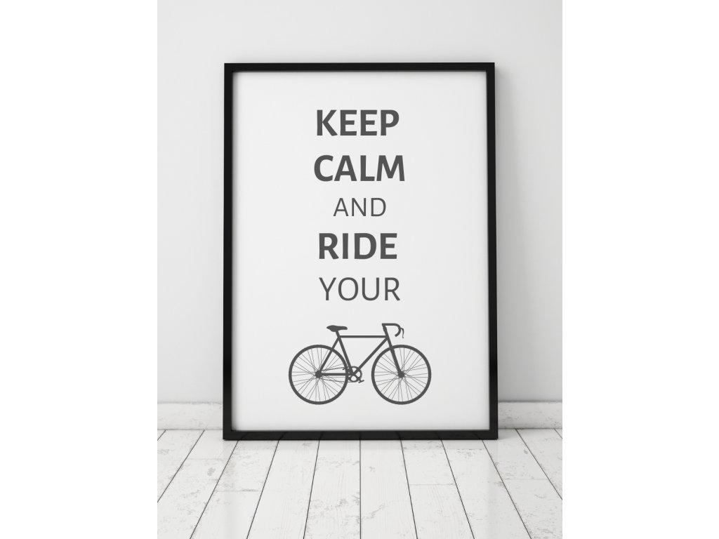 Plakát Keep calm