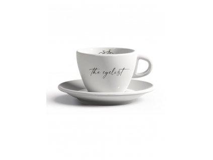 Cappuccino hrnek s podšálkem