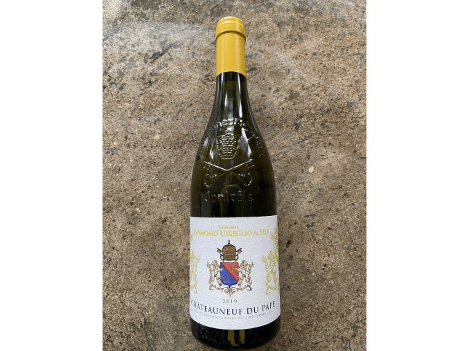 Chateauneuf-du-Pape Tradition blanc 2020, Raymond Usseglio