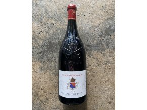 Chateauneuf-du-Pape Tradition rouge Magnum 2018, Raymond Usseglio