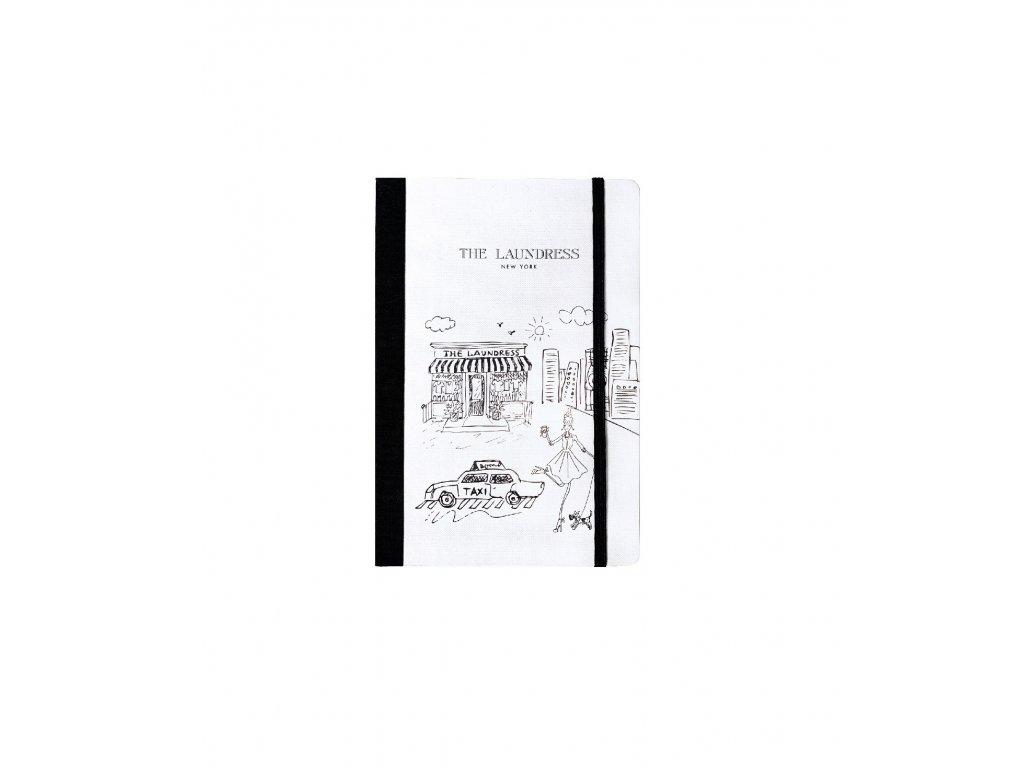 The Laundress Zápisník