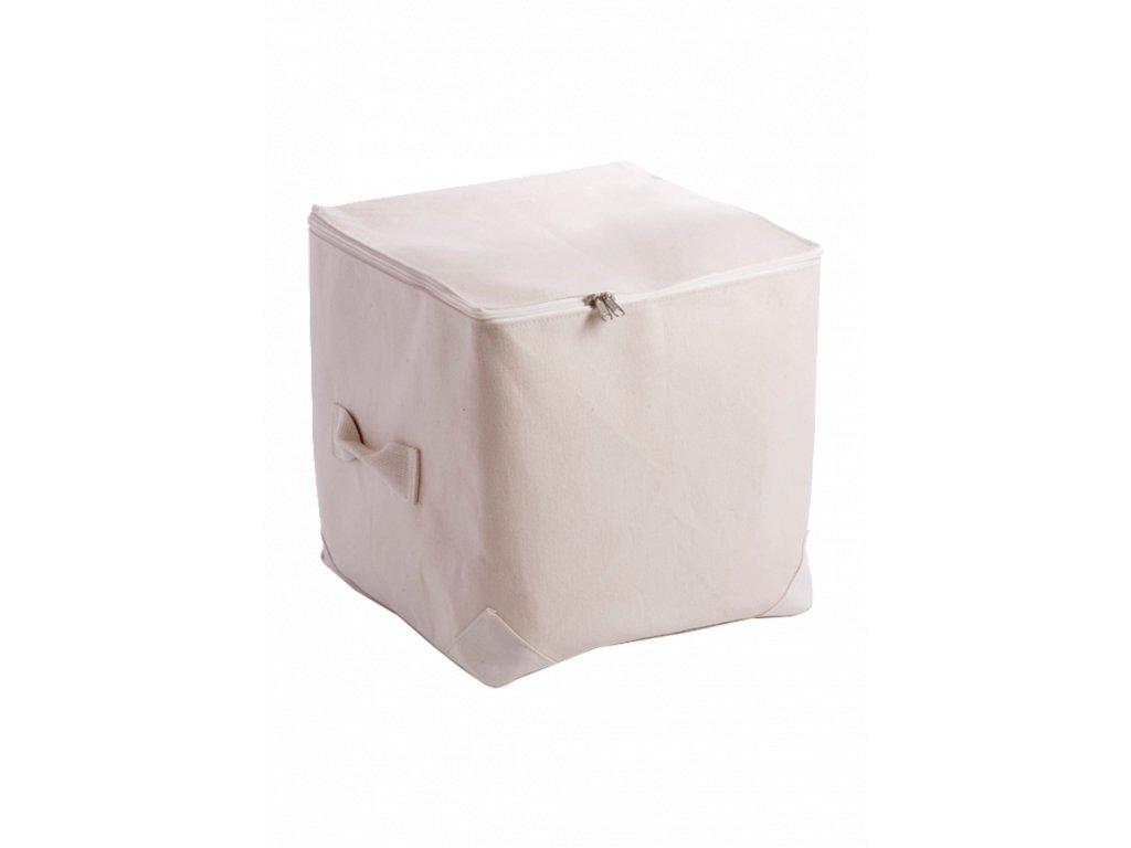 The Laundress Canvas Storage Cube