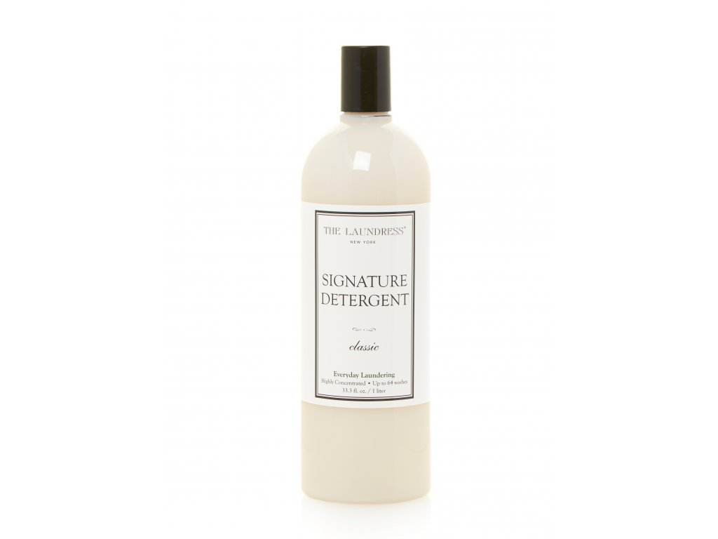 The Laundress signature detergent1