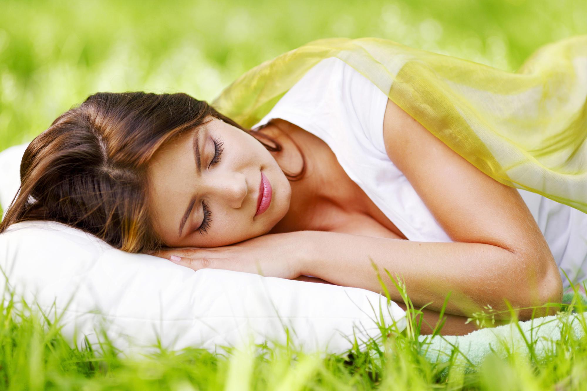 Vysněný přírodní přípravek pro váš dobrý spánek