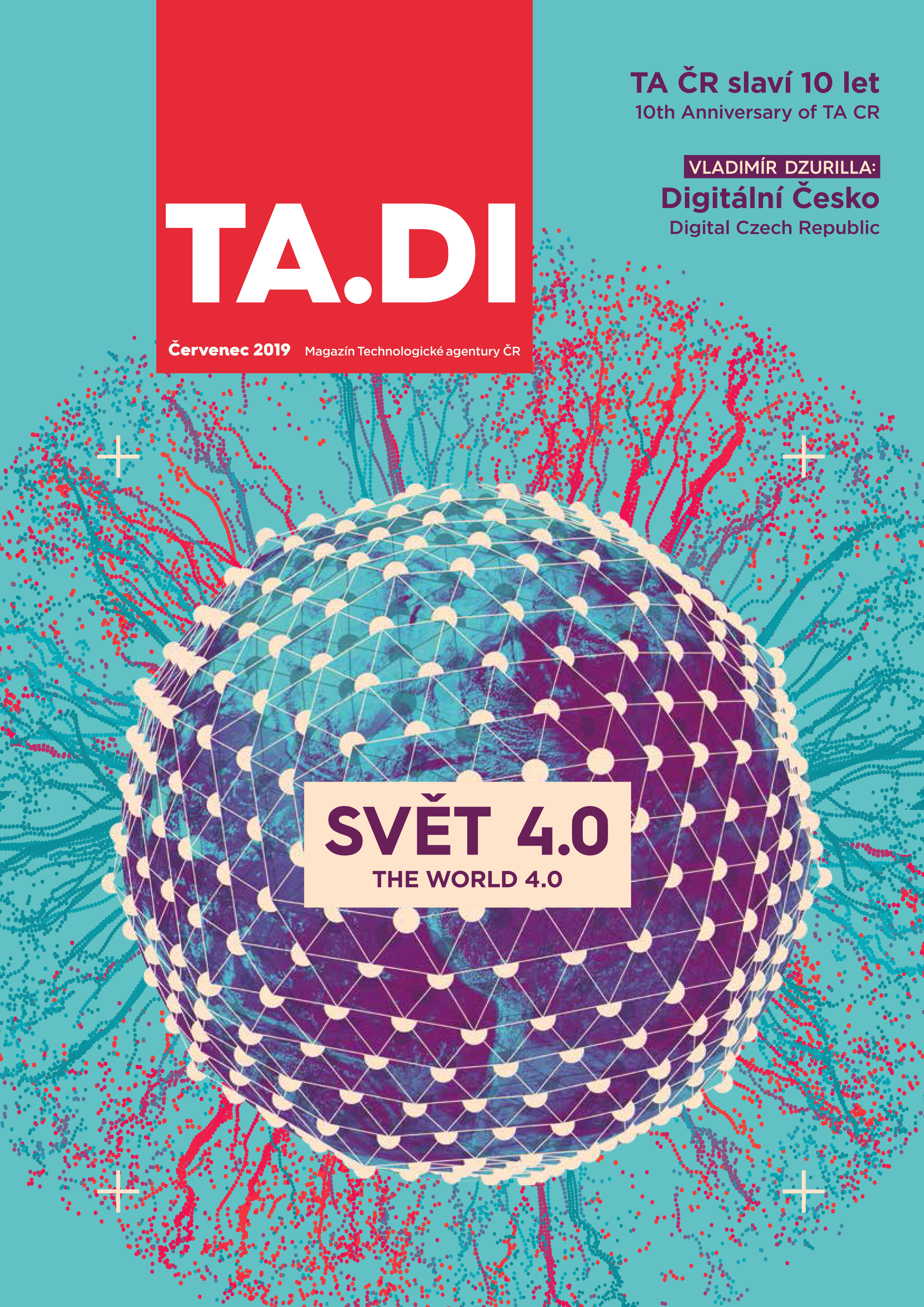 Náš článek pro časopis TAČR (Technologická agentura ČR)