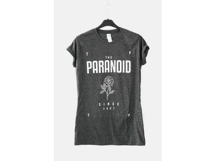 I AM THE PARANOID