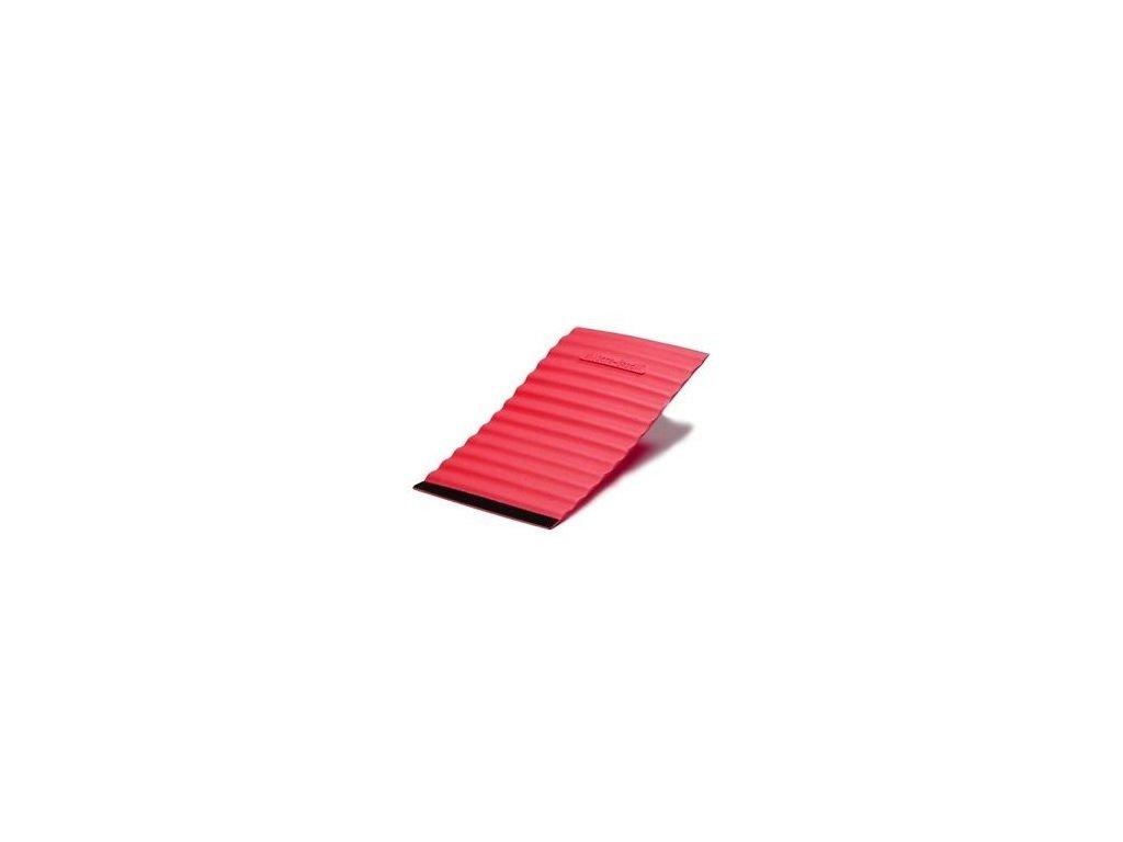 Thera-Band Wrap, obal na pěnový válec, červený, měkký