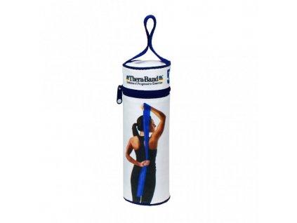 Thera-Band posilovací guma 2,5 m s obalem, modrá, extra silná