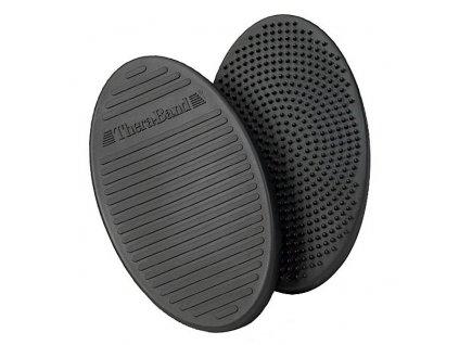 Thera-Band balanční podložka, černá - velmi měkká, 34x26x6cm