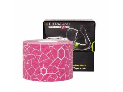 TheraBand tejpovací páska růžová
