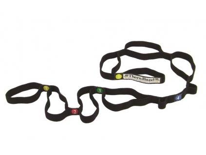 Thera-Band Stretch Strap, univerzální posilovací smyčky