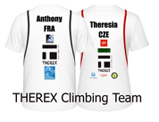 THEREX Climbing Team