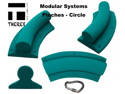 therex modular pinches circle