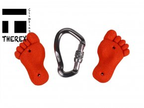 THEREX Baby Foot Set PU