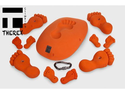 THEREX Foot Set - PU