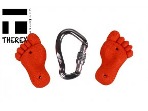therex baby foot orange