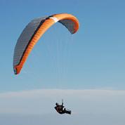 Rukavice pro paragliding