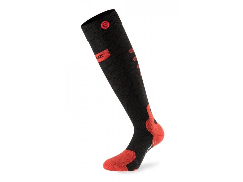 Vyhřívané ponožky LENZ Heat Socks 5.0 Toe cap
