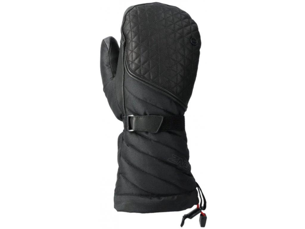 1292 heat glove 4.0 mittens women front 1