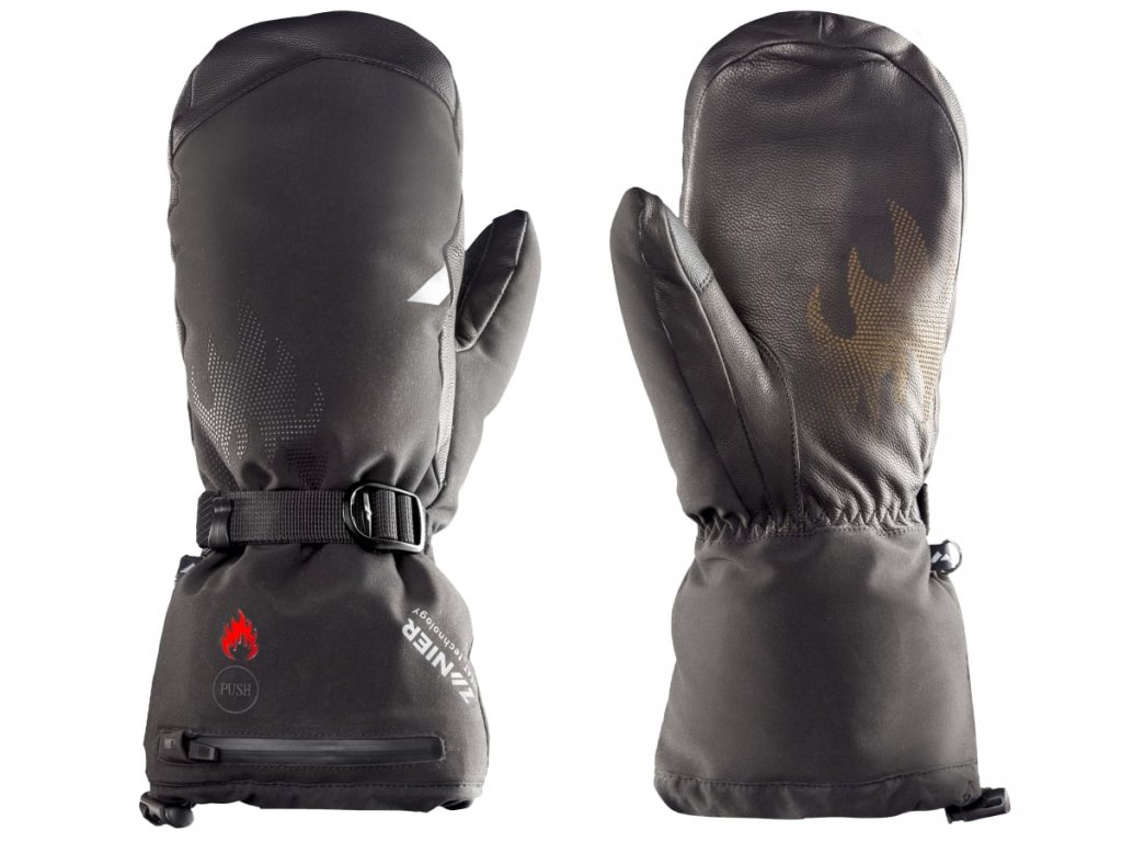 Zanier vyhřívané rukavice HOT.STX