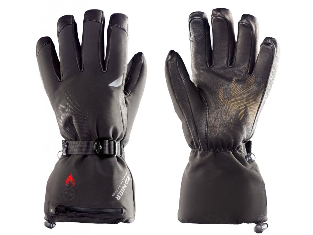 Zanier vyhřívané rukavice HEAT.STX