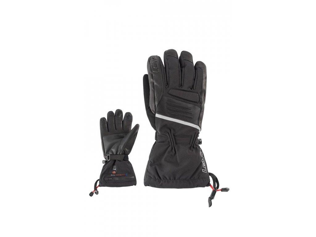 LENZ vyhřívané rukavice 4.0 - pánské