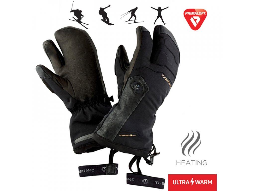 therm ic vyhrivane rukavice power gloves 31