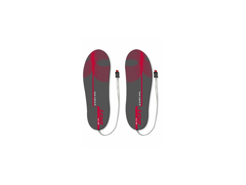 Vyhřívané vložky do bot LENZ Heat sole 3.0