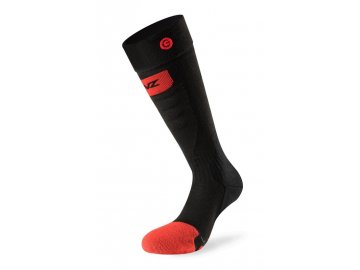 Vyhřívané ponožky LENZ Heat Socks 5.0 Toe cap slim fit