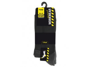 pracovní ponožky - 3 páry - STAFF Worker Allround