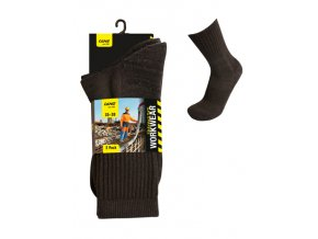 pracovní ponožky - 2 páry - STAFF Worker Thermo Pro