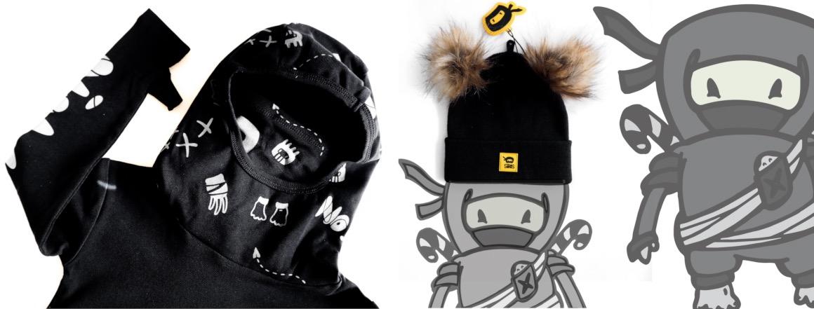 ninja cepice