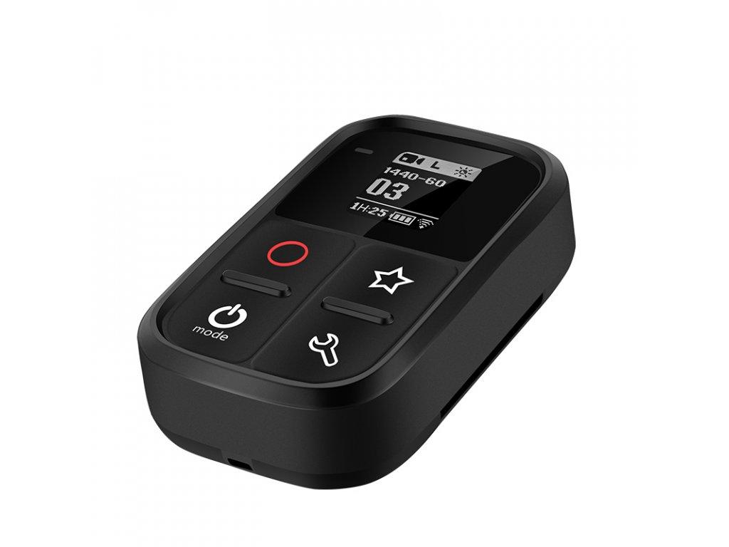 Dálkový ovladač s OLED displejem pro kamery GoPro Hero 3/3+/4/5/6/7