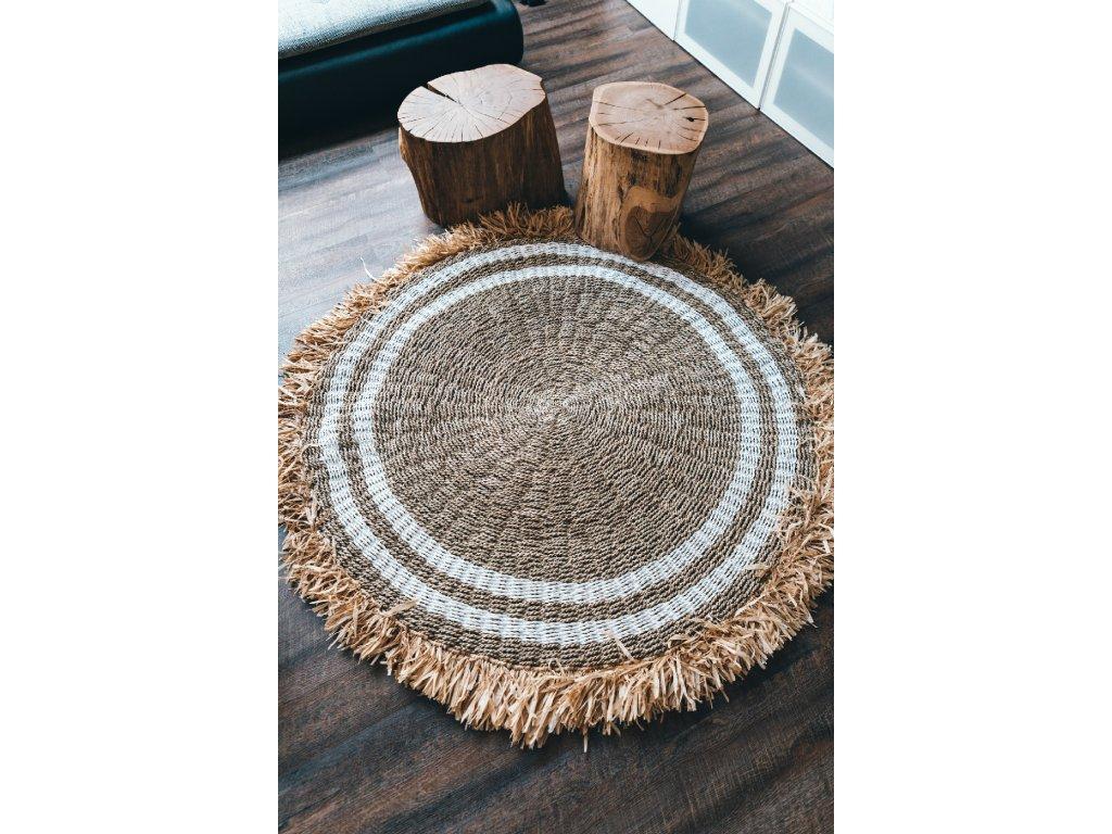 Ručně tkaný balijský koberec - typ 2