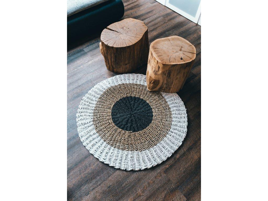 Ručně tkaný balijský koberec - typ 4