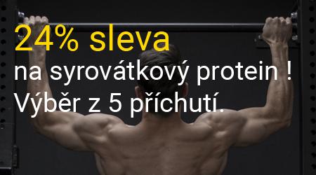 Sleva na protein