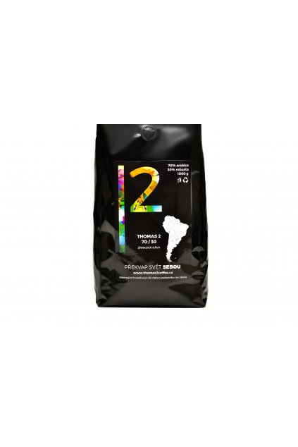 Směs 70 30 1000g thomas2coffee