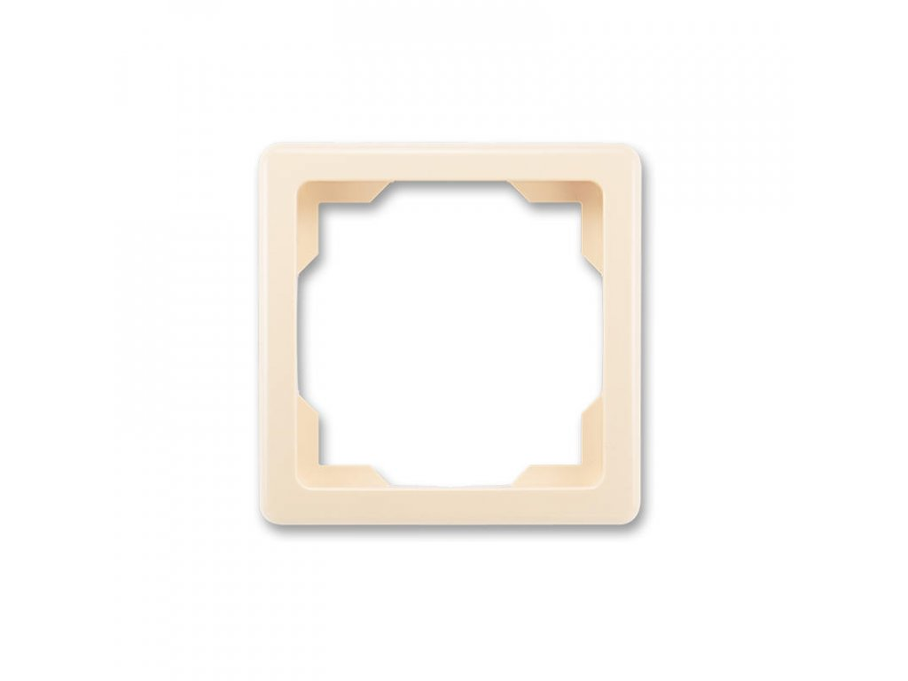 abb 3901g a00010 c1 ramecek jednonasobny, kremova large greybox
