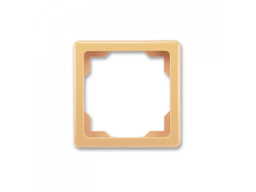 abb 3901g a00010 d1 ramecek jednonasobny, bezova large greybox