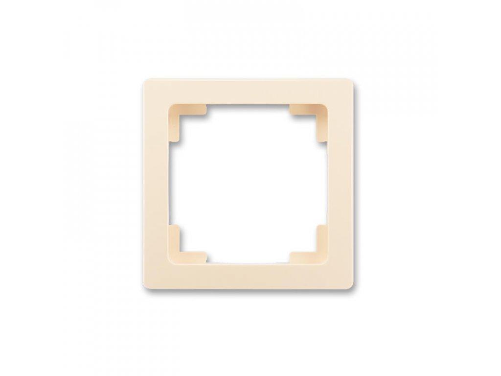 abb 3901j a00010 c1 ramecek jednonasobny , kremova large greybox