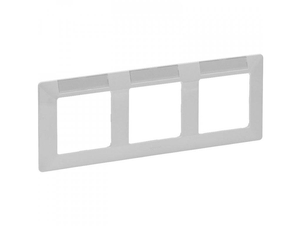 legrand 754013 valena life ramecek stitek 3p bila large greybox