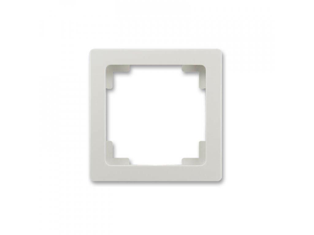 abb 3901j a00010 s1 ramecek jednonasobny , svetle seda large greybox