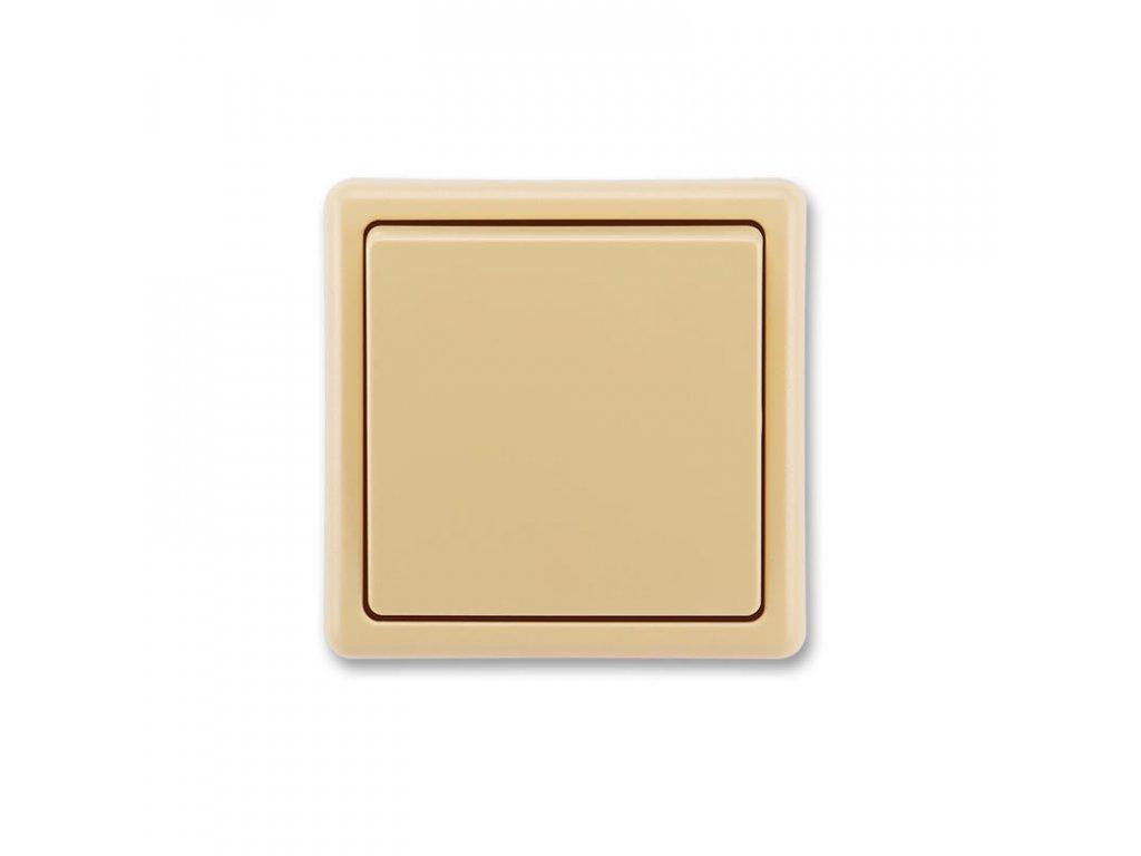 abb 3553 06289 d2 prepinac stridavy, razeni 6, bezova large greybox