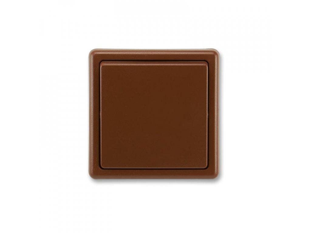 abb 3553 06289 h3 prepinac stridavy, razeni 6, hneda large greybox