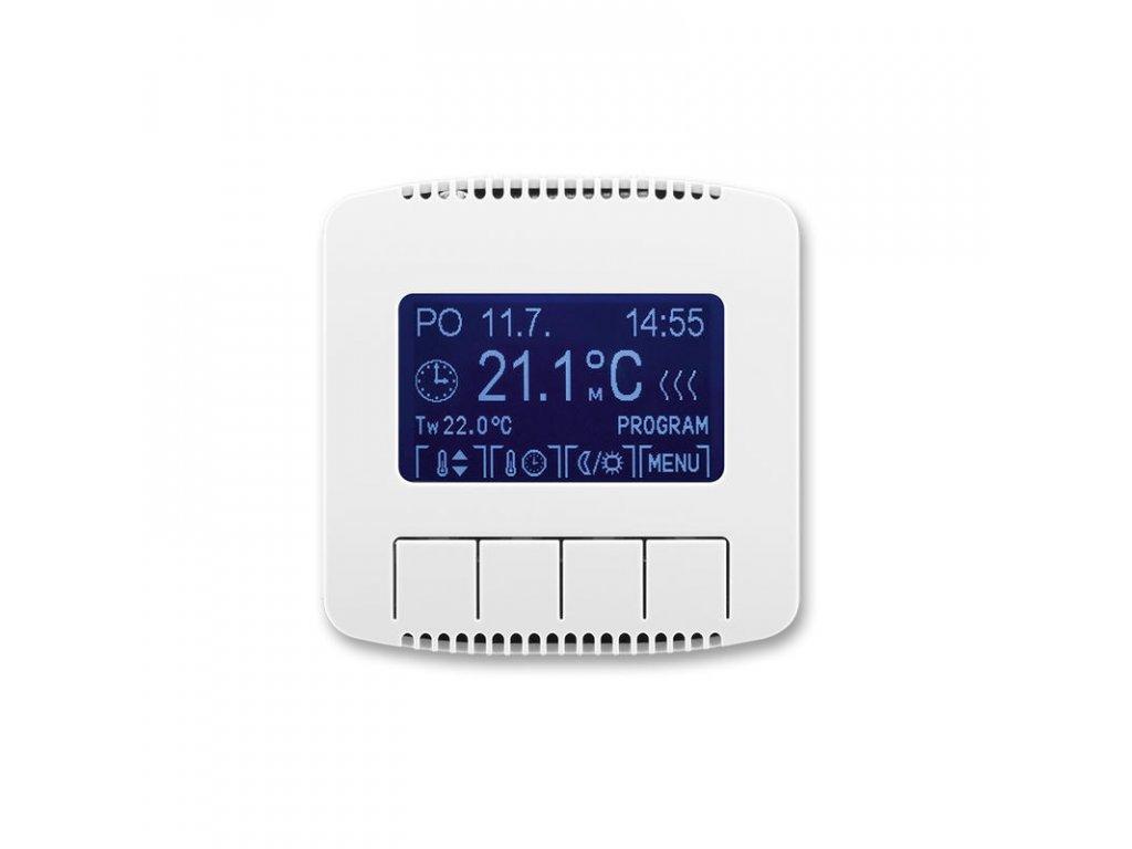abb 3292a a10301 b termostat univerzalni programovatelny ovladaci jednotka , bila large greybox
