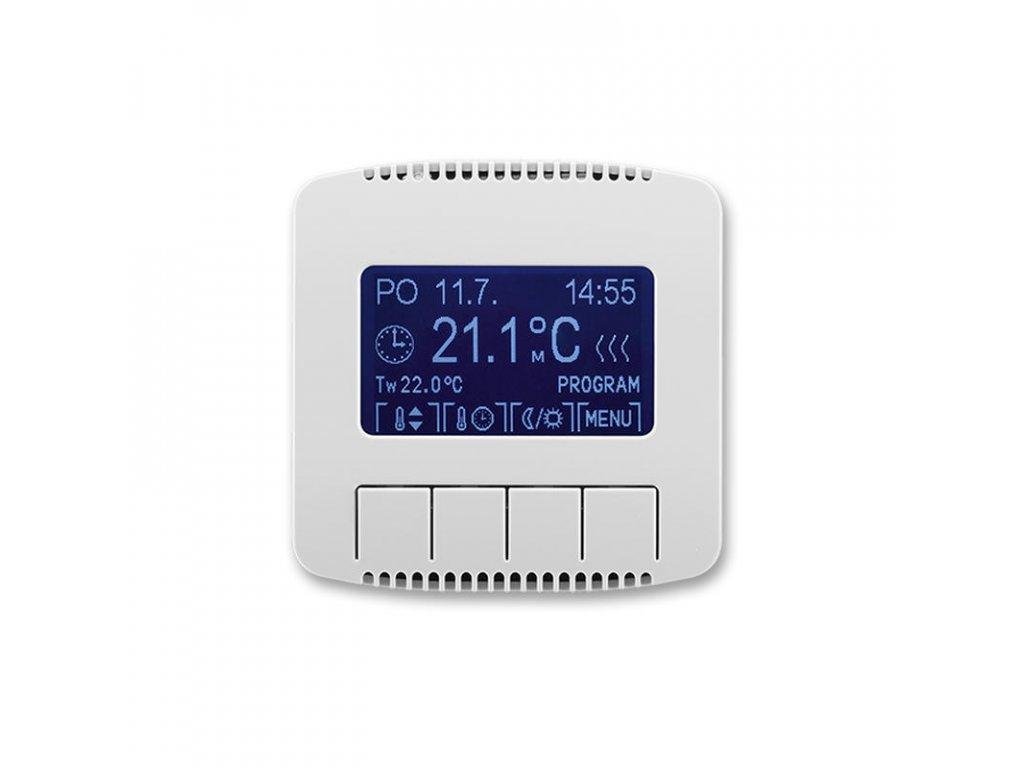 abb 3292a a10301 s termostat univerzalni programovatelny ovladaci jednotka , seda large greybox