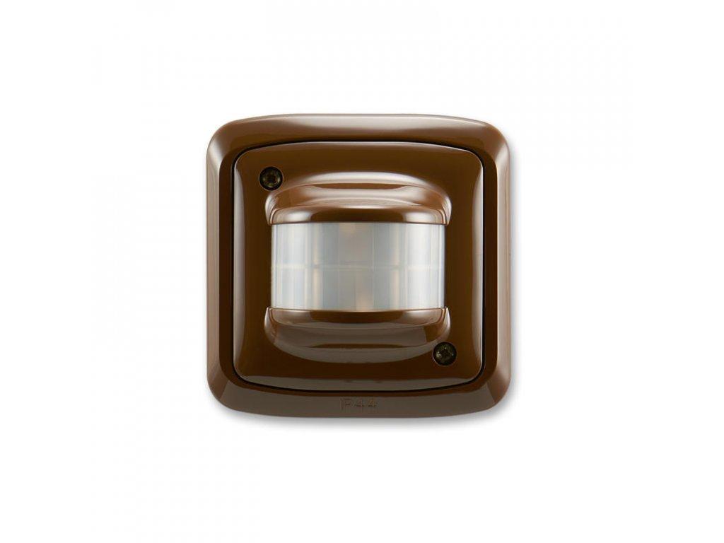abb 3299a c22184 h spinac automaticky se snimacem pohybu, ip 44, hneda large greybox