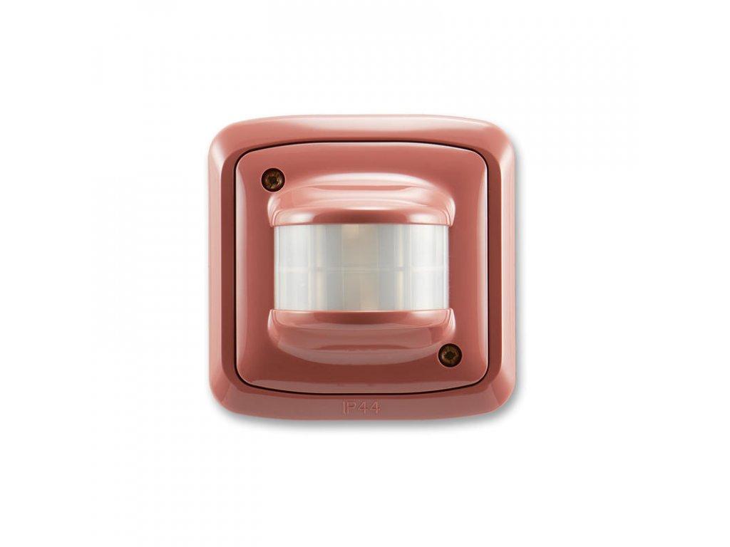 abb 3299a c22184 r2 spinac automaticky se snimacem pohybu, ip 44, vresova cervena large greybox