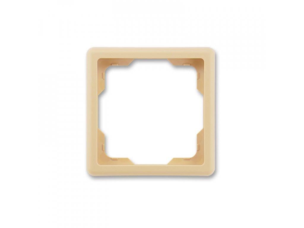 abb 3901c b10 d2 ramecek jednonasobny, bezova large greybox